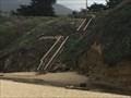 Image for Montara Beach Stairway - Montara, California