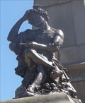 Image for Roman God Mercury And Planet Mercury - St. Helier, Jersey