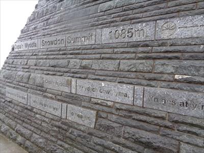 Hafod Eryri - Yr Wyddfa, Wales.