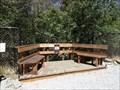 Image for Saratoga Quarry Park seating area - Saratoga, CA