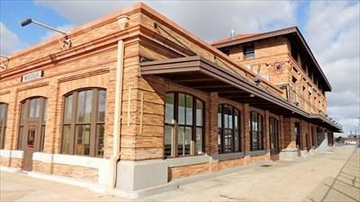 Northern Pacific Railroad Depot Missoula Mt Victorian Style Architecture On Waymarking Com
