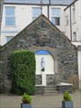 Image for Gable wall from Grain Warehouse  -  Ramsey, Isle of Man