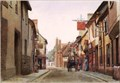 "Image for ""Royston 1908"" by EA Phipson – Kneesworth St, Royston, Herts, UK"
