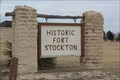 Image for Fort Stockton Historic District -- Fort Stockton TX