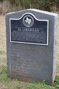 "Image for El Camino Real -- Site of ""El Lobanillo"", SH 21 in Sabine Co. TX"