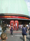 Image for Madame Tussaud's Wax Museum - Red Telephone Box