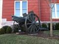 Image for German 77 mm F.K. 96 n/A Field Gun, Lexington, VA