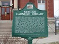 Image for Newton Carnegie Library
