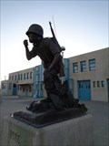 Image for Navajo Code Talker's - Gallup, New Mexico, USA.