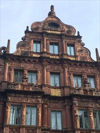 Hotel Zimmer, Upper Stories, Heidelberg, Germany