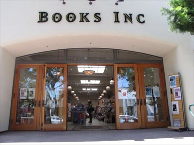 Books, Inc Store Front, Berkeley, CA