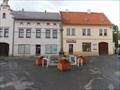 Image for Sloup se sochou Sv. Josefa s Jezulátkem - Horaždovice, okres Klatovy, CZ