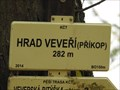 Image for 282m - Hrad Veveri (prikop) - Brno, Czech Republic