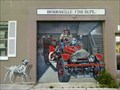 Image for Brooksville Fire And Police Mural - Brooksville, FL