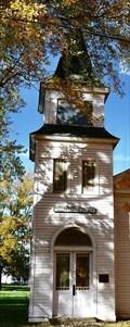 Image for First Presbyterian Church Bell Tower  - Keytesville, Missouri