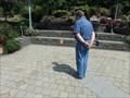 Image for Human Sundial - Story Garden, Discovery Center, Binghamton, NY