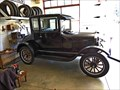 Image for 1925 Ford Model T Coupe - Salmon Arm, BC