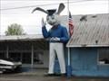 Image for Harvey The Giant Humanoid Rabbit, Aloha, Oregon