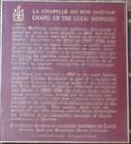 Image for CNHS - Chapelle du Bon Pasteur- Chapel of the Good Shepherd - Québec, Québec