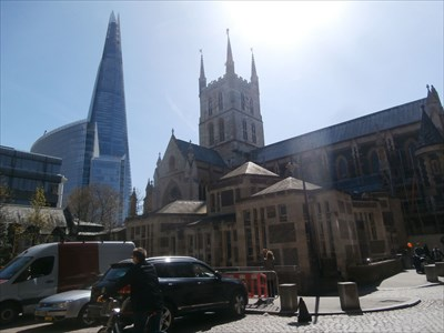 Southwark Cathedral - London