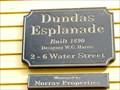 Image for Dundas Terrace - 1890 - Charlottetown, PEI