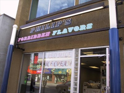 Voorkeur Philips Ice Cream Shop - Calgary, Alberta - Ice Cream Parlors on ET63