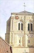Image for Les horloges de l'église Saint-Gilles - Watten, Nord, France
