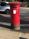 Image for Victorian Pillar Box - Netherhall Gardens, Hampstead, London NW3, UK