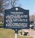 """Image for """"Vincennes"""" - Bobby Bare - Vincennes, IN"""