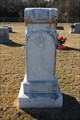 Image for James M. Anderson - Colfax Cemetery - Colfax, TX