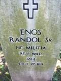 Image for Enos Randol SR. - Jackson, MO.