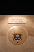 Image for Papal Coats of Arms -- National Museum of Funeral History, Houston TX