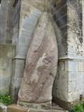 Image for Menhir, dit Pierre Saint-Julien, Le Mans, Sarthe, France