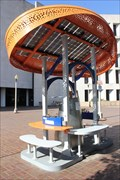 Image for Perry-Castaneda Library Solar Charging Station -- University of Texas, Austin TX