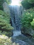 Image for Japanese Gardens Waterfall 1 - St. Louis, Missouri