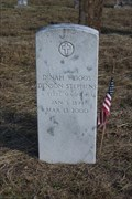 Image for 101 - Dinah Woods Denson Stephens - Rock Church Cemetery - Tolar, TX
