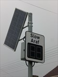 Image for Solar Powered - Speed Sign - Swansea - UK