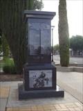Image for Vietnam War Memorial, McCallum St median, Swan Hill Victoria