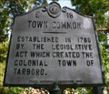 Image for Town Common, Marker E-18