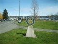Image for Simms Park Rotary Symbol - Courtenay, BC