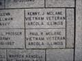 Image for Veteran Memorial, Tuscola, Illinois