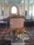 Image for Baptism Font, Saint Nicholas Church - Alcester, Warwickshire