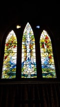 Image for Stained Glass Windows - St Michael & All Angels - Alsop-en-le-Dale, Derbyshire
