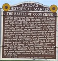 Image for The Battle of Coon Creek