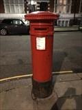 Image for Victorian Pillar Box - Bolton Gardens - Earls Court - SW London - UK