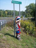 """Image for Hinmansville Bridge - """"Lookout"""" Indian"""