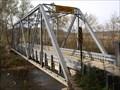 Image for Rommels Mill Warren through truss bridge - Richland Co, Ohio