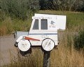 Image for Mail Truck mailbox