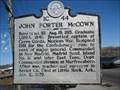 Image for John Porter McCown - 1C 44