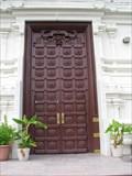 Image for Hindu Temple of St Louis Door - St. Louis, Missouri